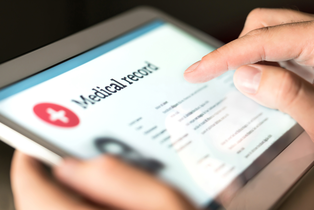How to access medical records?